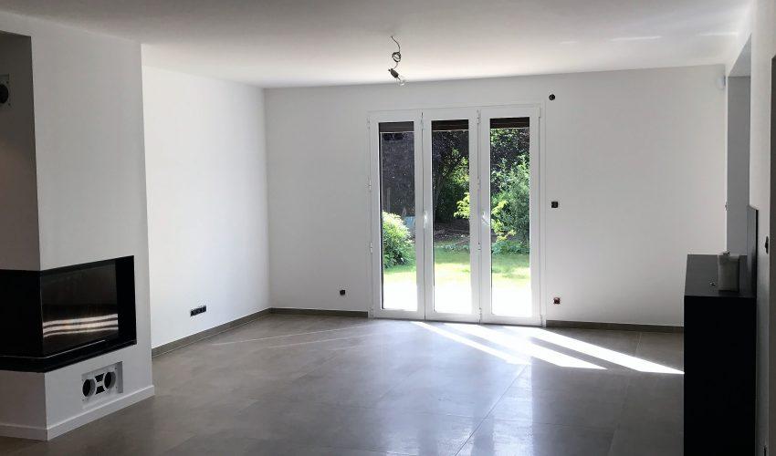 Rénovation TCE d'une maison individuelle