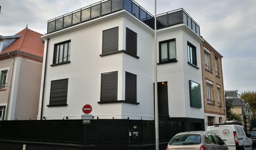 Rénovation d'une Maison individuelle Intérieur/Extérieur