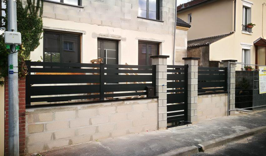 Surélévation et Rénovation intérieure/extérieure d'une maison individuelle