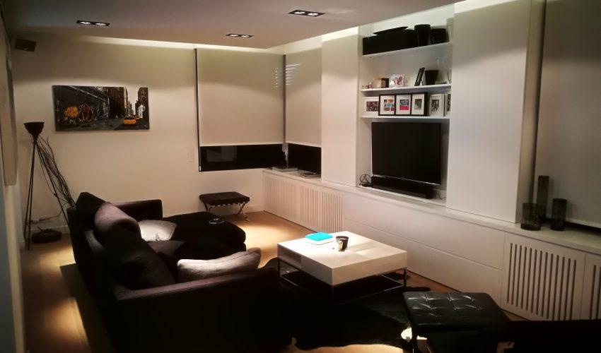 Rénovation intérieure d'une maison individuelle