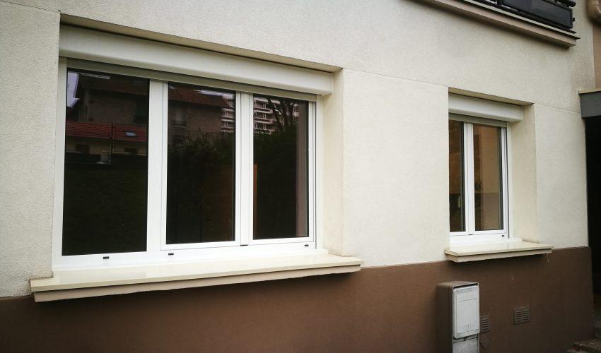 Remplacement de Fenêtres en aluminium