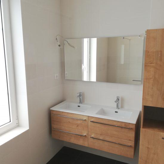 Création d'une Salle de bains R+2