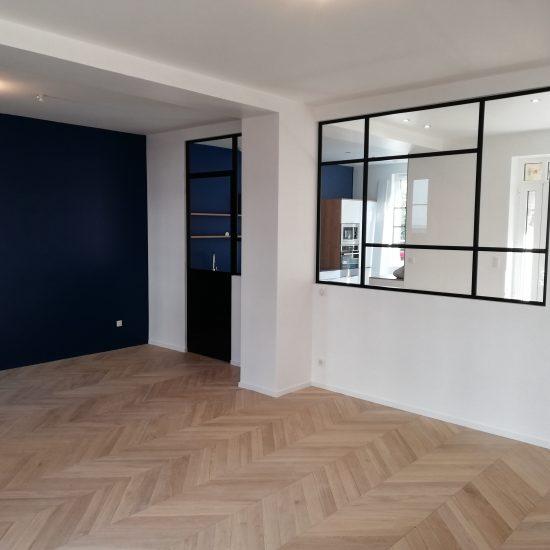Rénovation TCE d'une Maison R+2
