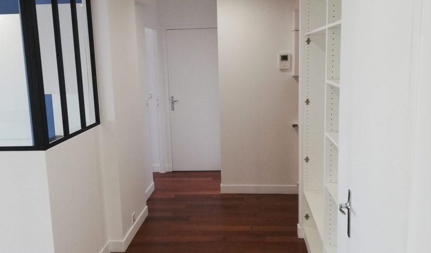 Rénovation d'un appartement 2/3 Pièces