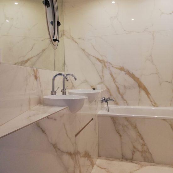 Rénovation d'une Salle de bains sur mesure