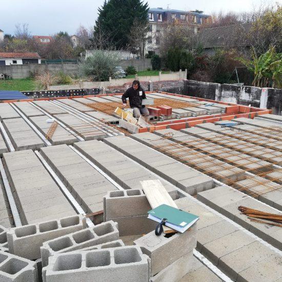 Construction de 4 Logements Neufs à Thiais